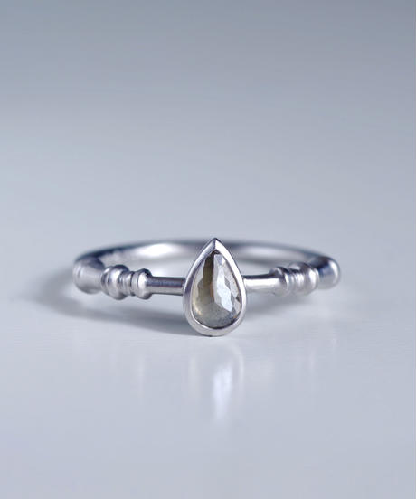 One of a kind / Diamond Ring <PT900> - R485C