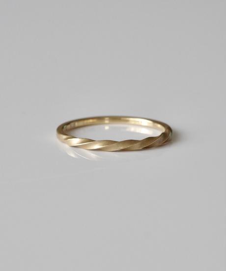 SPIRAL ring  <K18YG>
