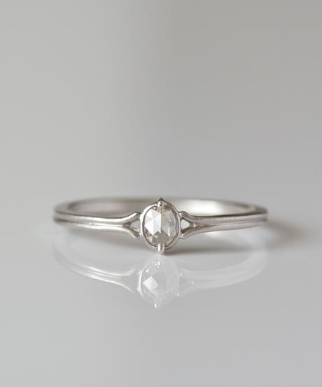 One of a kind / Diamond Ring <PT950> - RR102C