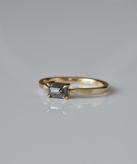 One of kind / Diamond Ring <K18YG> -R585CYG