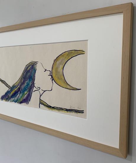 Hana. -moon kiss