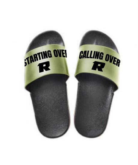 R shower sandal【R22-23Z06】