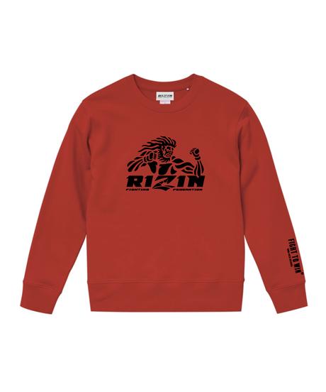 Sweat - RIZIN LOGO 2【RN21S06】