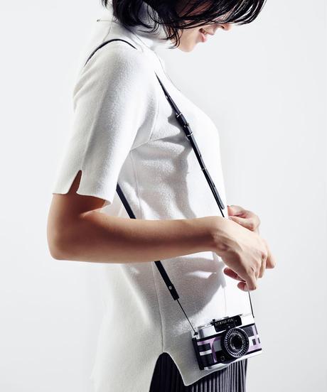 Camera strap for compact model