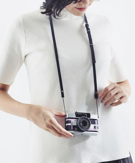 Camera strap for compact model