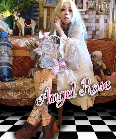 Angel Rose- ゴシッククリエイター後藤きき プロデュース フラワーアレンジメントギフト★