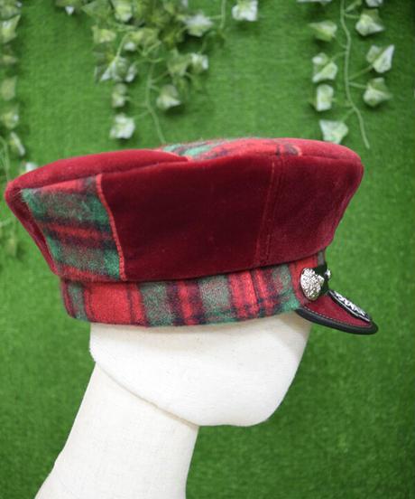 kki.2332 British POP Police HAT。