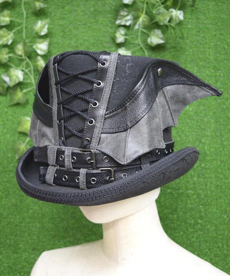 kki.2343 Devil's Wings HAT。