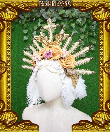 kki.2359 女神の冠。