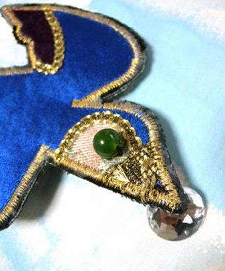 kki.1574 幸福の王子コルセットジャケット/王冠&ドロワーズSet