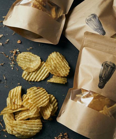 燻製ポテトチップス 4袋セット