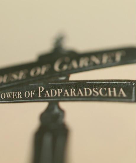 NELLY'S TRUE JOURNEY ( CHAPTER 3 Tower of Padparadscha  ) ネリのほんとうの旅 ( 第3章パパラチアの塔)