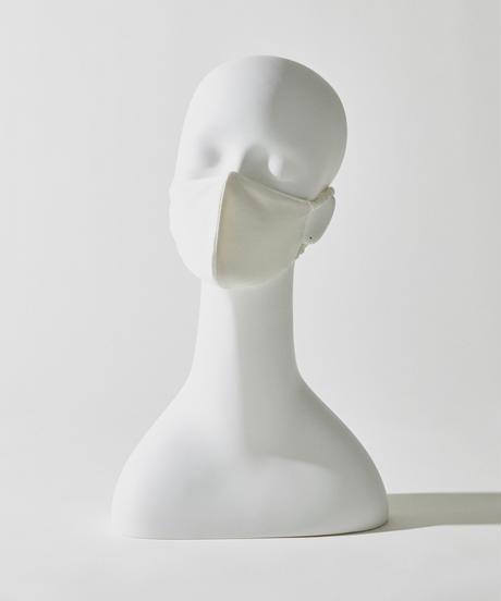 SILK 100% 3D MASK / ECRU