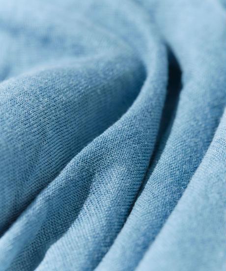 SILK SANITARY NAPKIN / DEEP BLUE : ORGANIC INDIGO DYE