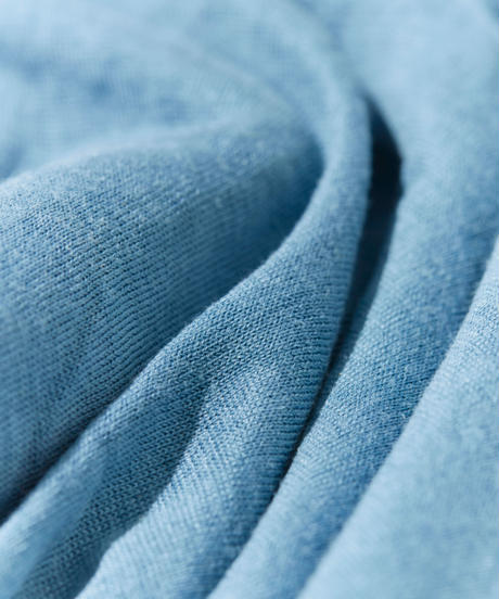 SILK 100% INNER MASKS 3pcs / DEEP BLUE : ORGANIC INDIGO DYE