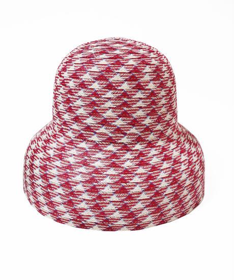 mushroom hat - red
