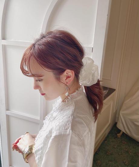 pearl tie___ pierce  -322-
