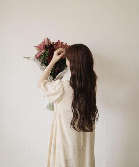 Acka original flower lady one-piece