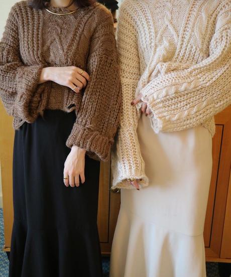 crash knit