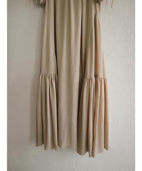 Acka original shirring dress