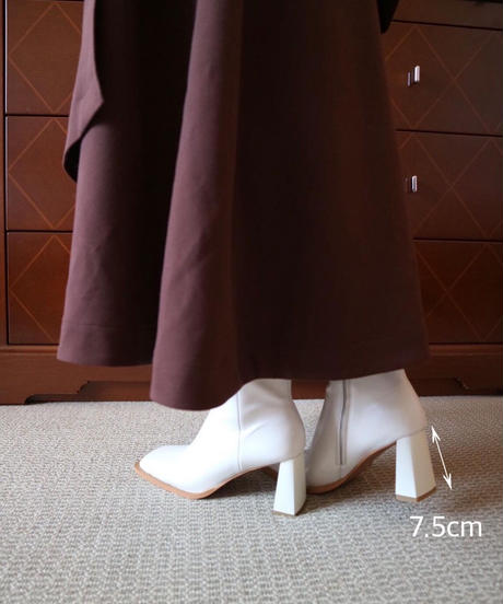 square boots