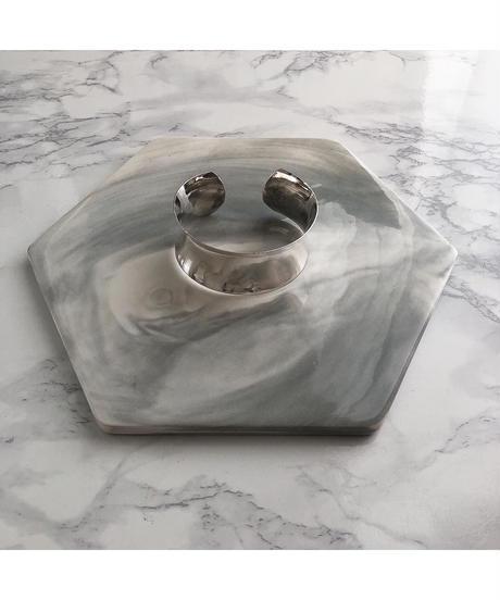 silver925 bangle -010-