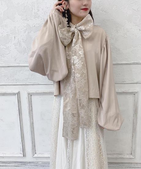 Acka _original  ribbon blouse