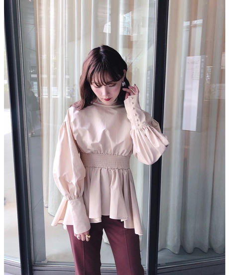 Acka original blouse -FA300-