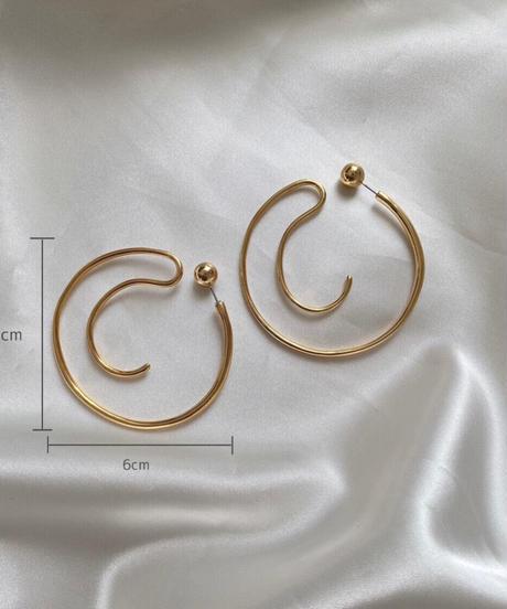 3way hoop pierce