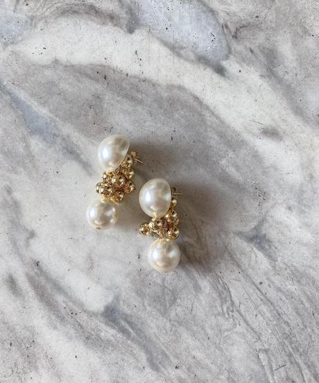 pearl gold pierce
