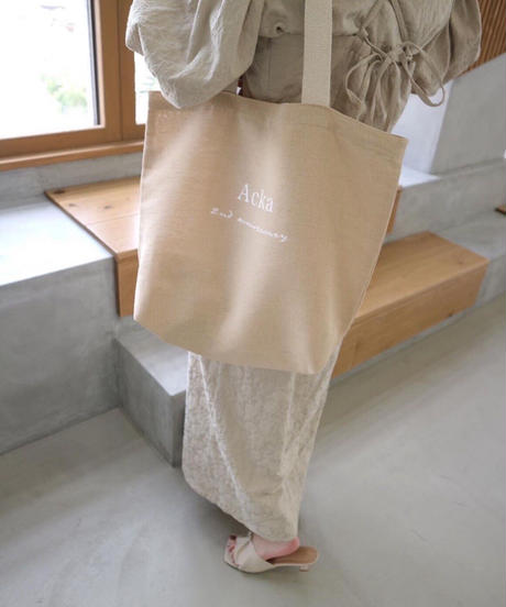 Acka 2nd anniversary bag