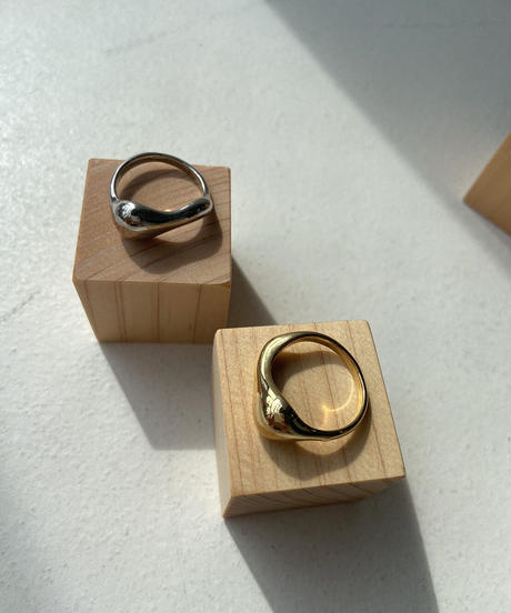 two-tone ring