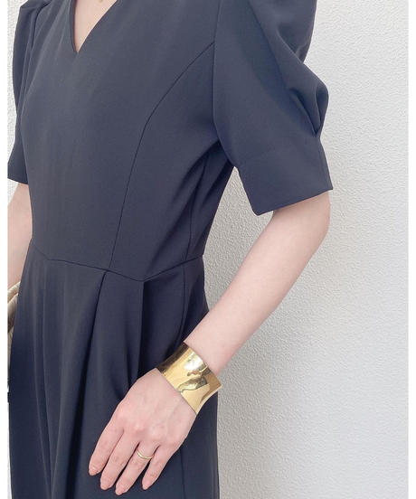 puff sleeve all-in-one
