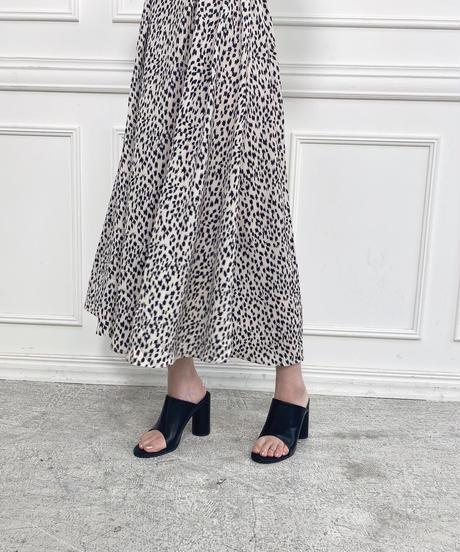 lady leopard one-piece