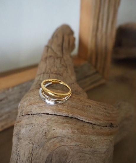bicolor ring