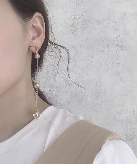 handmade  ball_earring