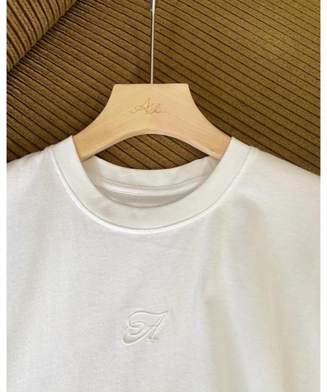 "Acka original 刺繍 "" A "" tee"