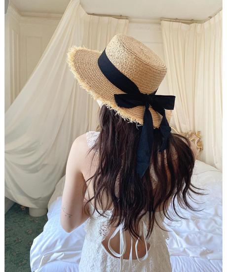 Straw hat -FA032-