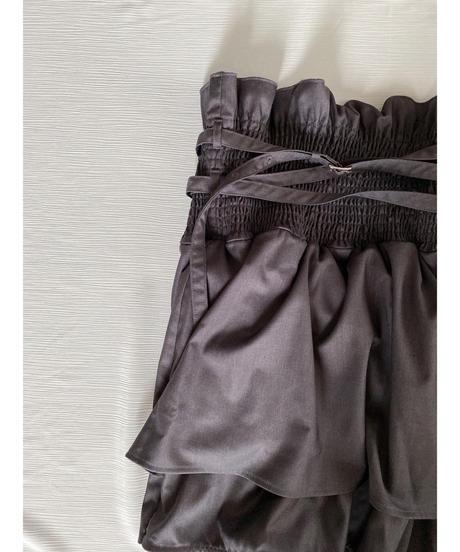 Acka original shirring design skirt