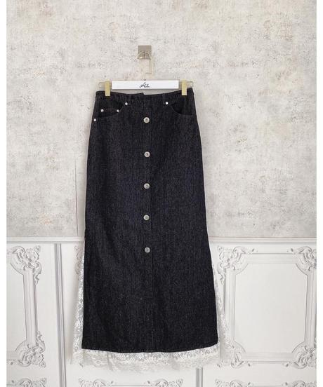 Acka original denim skirt