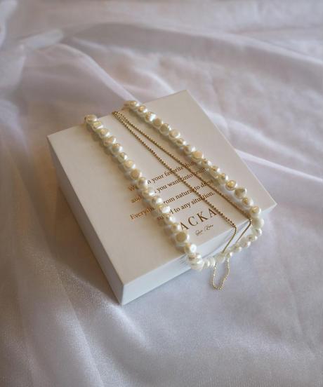 淡水Perl necklace