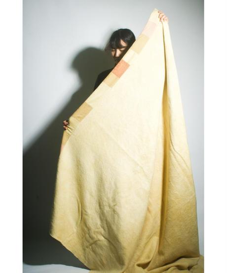 27.Organic cotton Blanket /Clove