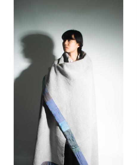 30.Organic cotton Blanket /Gray