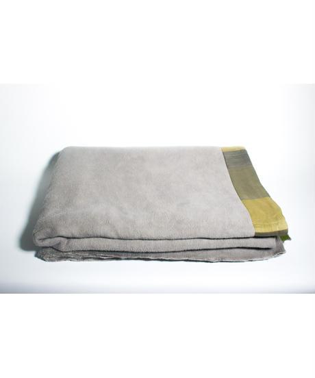 32.Organic cotton Blanket /Gray