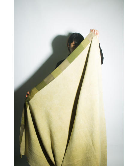 29.Organic cotton Blanket /Light beige