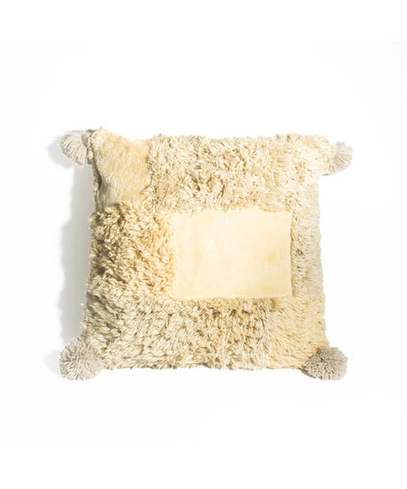 2.Cushion Cover M/ Beige (45×45)
