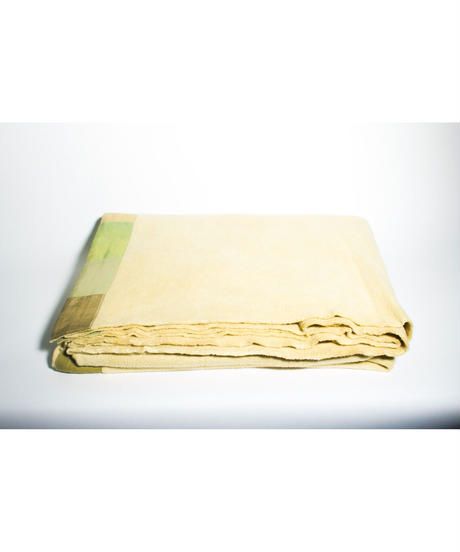 30.Organic cotton Blanket /Clove