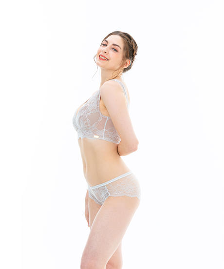 BIANCA WHITE BRA