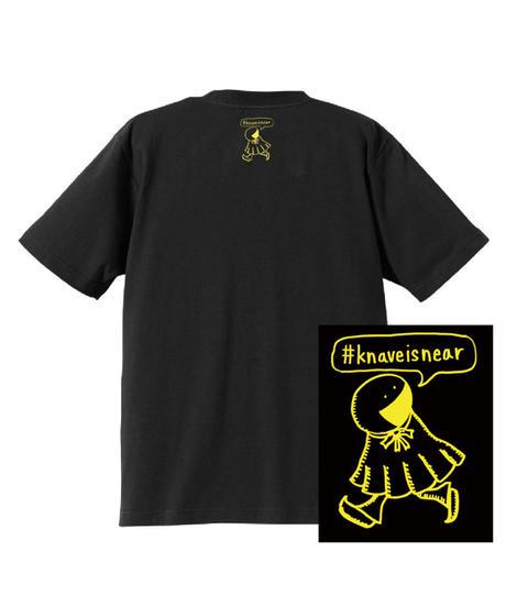 18周年Tシャツ(黒×ゴールド)