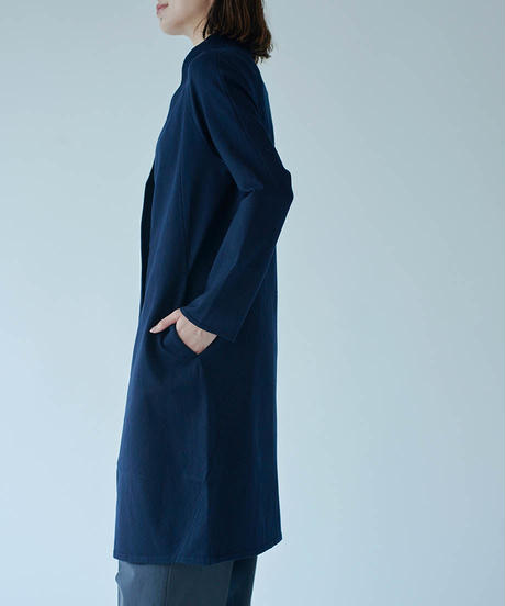 Women's  Coat  Navy (コート・ネイビー)